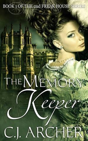 The Memory Keeper (2nd Freak House, #1)