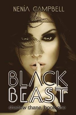 Black Beast (Shadow Thane, #1)
