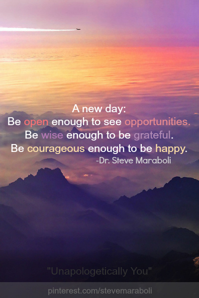 Quotes About New Day (63 quotes)