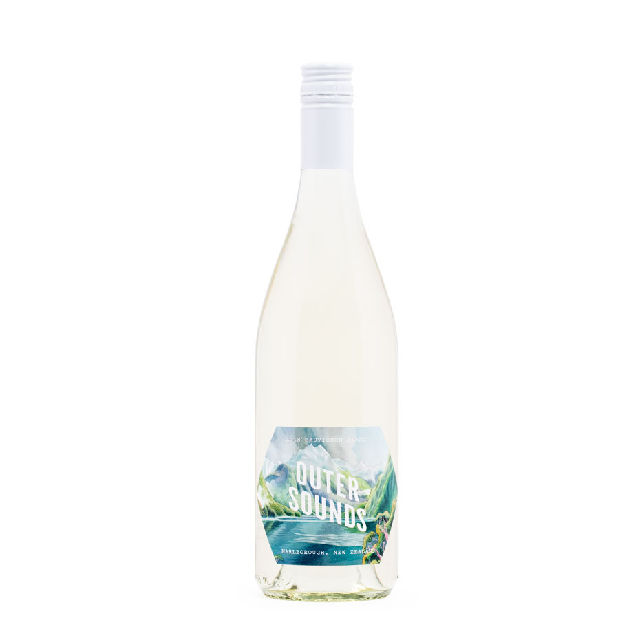 2018 Outer Sounds Sauvignon Blanc
