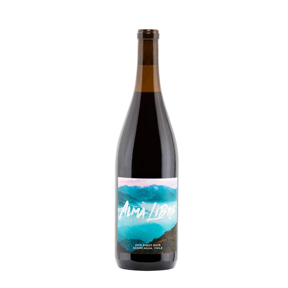 2018 Alma Libre Pinot Noir