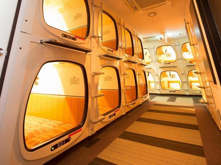 【東京住宿】想在澀谷住膠囊旅館的話就是這裡!膠囊旅館6嚴選! | tsunagu Japan 繫日本