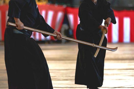 Naginata Demonstration