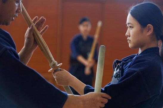 Female Kendo-ka