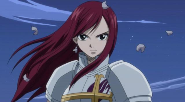Image result for anime erza