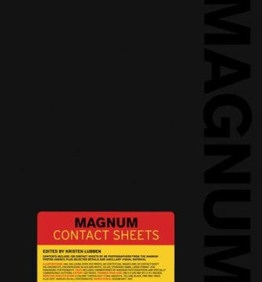 Photo Proventure | Bookshelf | Photography Book | Magnum Contac Sheets
