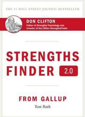 Photo Proventure | Bookshelf | Personal Growth | Strengths Finder 2.0