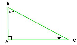 30 60 90 Right Triangle Side Ratios Expii