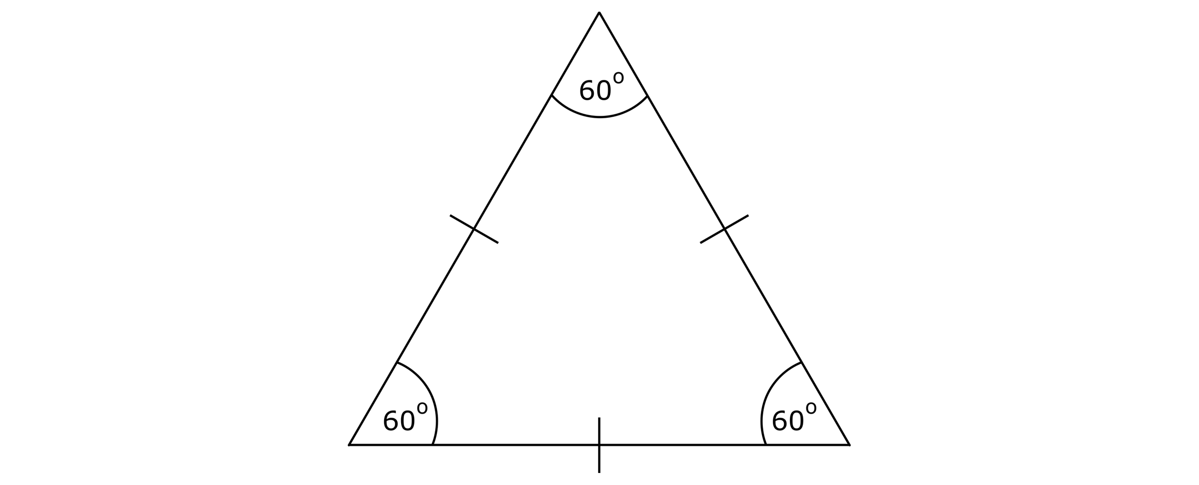 What Are Equilateral Triangles