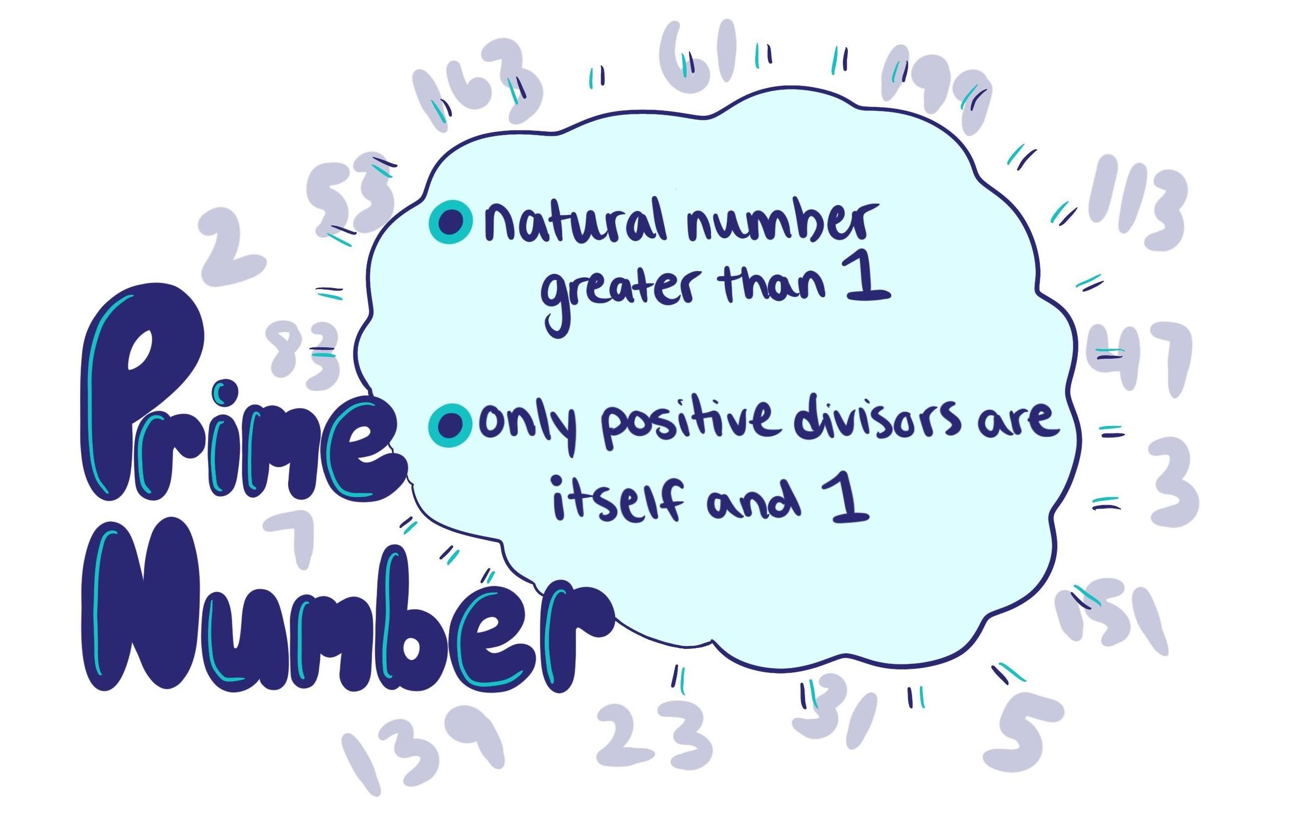 Prime Numbers Definition Amp Examples