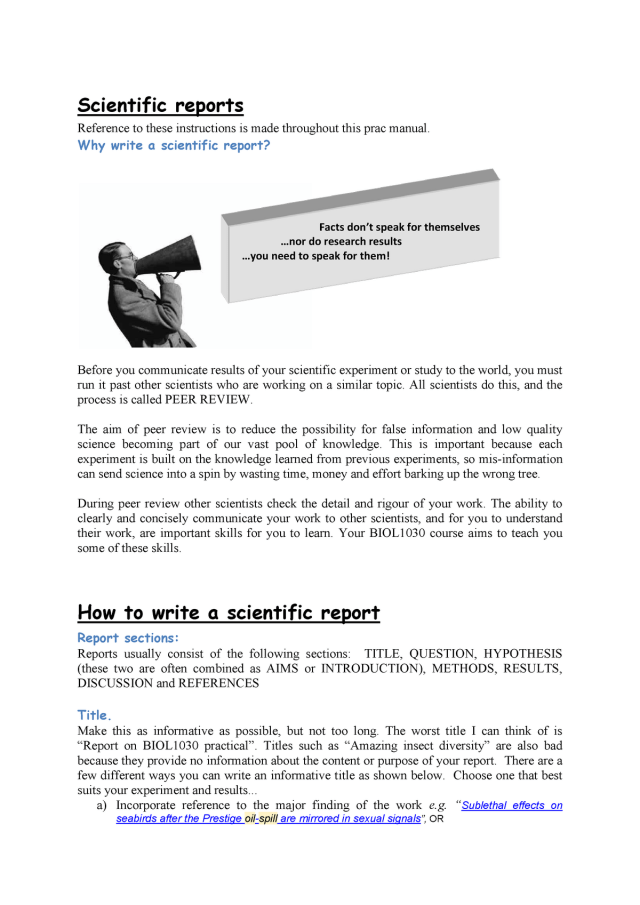 How To Write A Research Paper For A Science Project - 16 Tips for