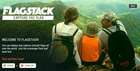 FLAGSTACK - Capture the FLAG erfolgreich gestartet