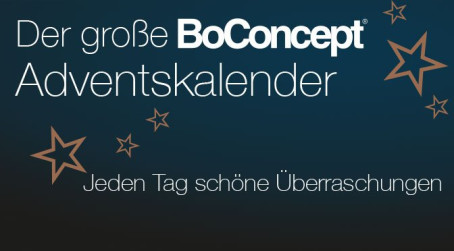 BoConcept Exprience Adventskalender 2015
