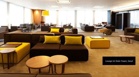 Business + Objekt - BoConcept NRW ist weiter auf Erfolgskurs mit der Ausstattung von Geschäftskunden
