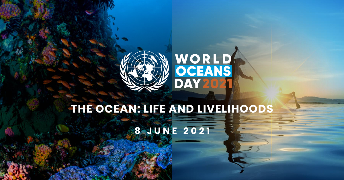 Take a look at these amazing underwater photos. United Nations World Oceans Day 2021 The Ocean Life And Livelihoods