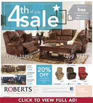 Roberts Furniture Greeneville TN