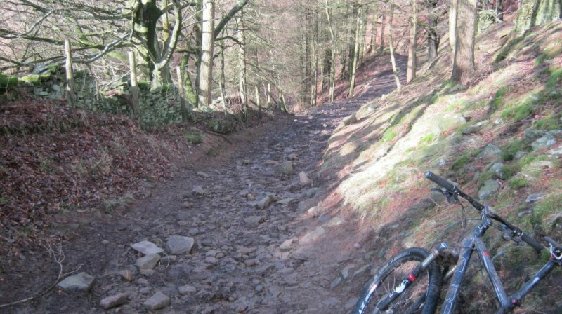 Peak District Mountain Bike Trails Trail Guide And Reviews IBikeRide