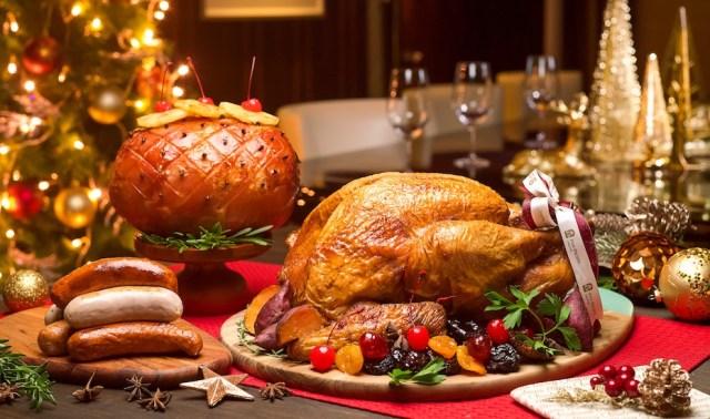 Image result for roast turkey christmas dinner