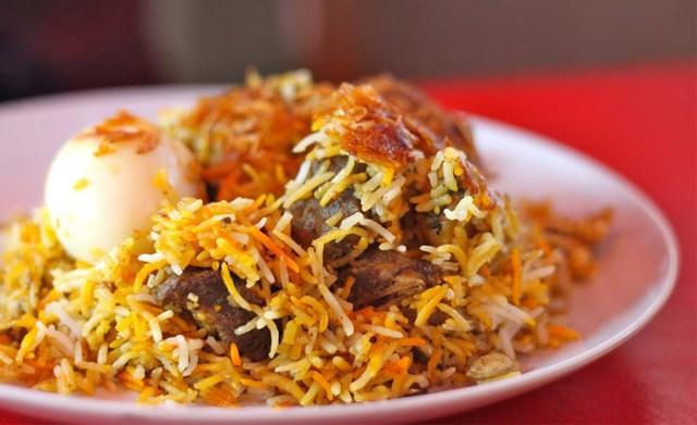 DCID1 Makanan India