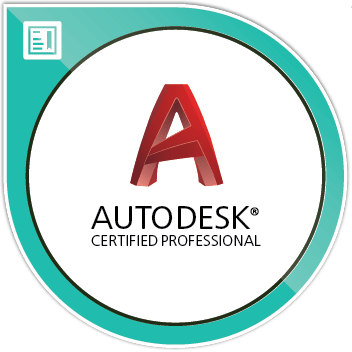 Autodesk Certified Professional AutoCAD Image