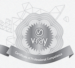 Vray Certified Professional for 3ds Max Image