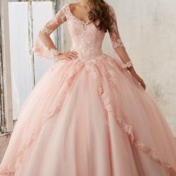 c154f798b9f Quintessential Quinceanera Dresses Peaches Boutique