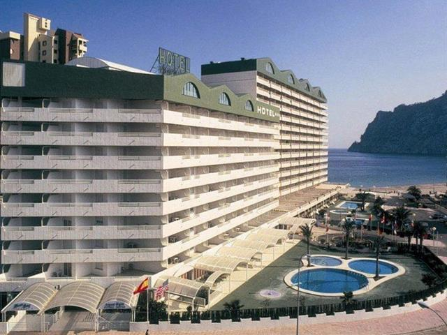 Esmeralda Apartments Calpe Costa Blanca Spain Travel