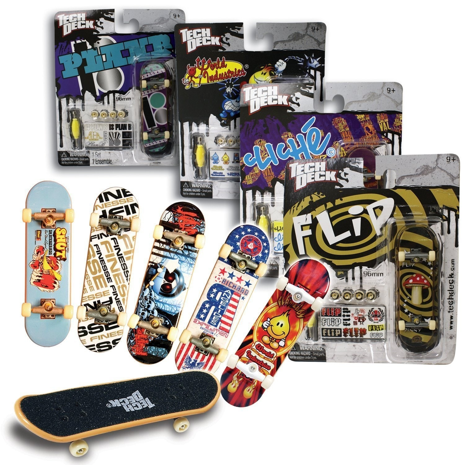 Custom Tech Deck Skateboards