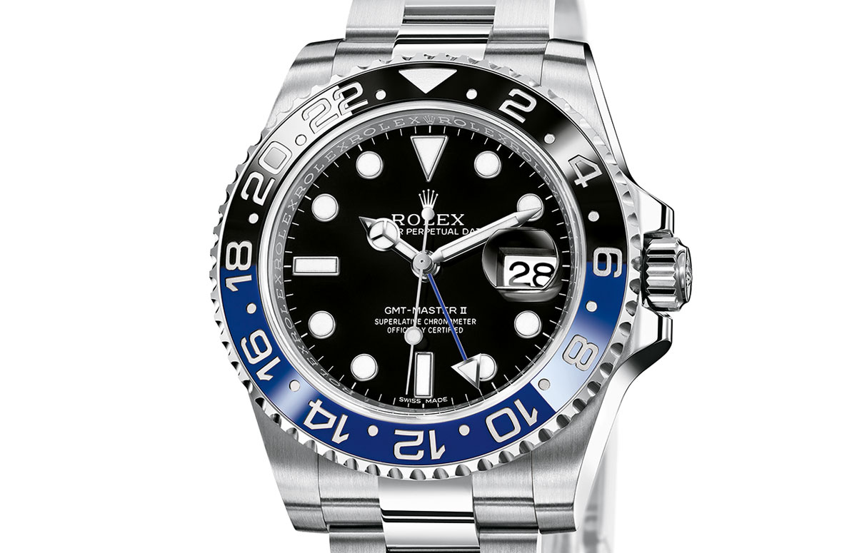 The New Rolex Models for 2013 - GMT-Master II and Daytona in Platinum - Monochrome Watches