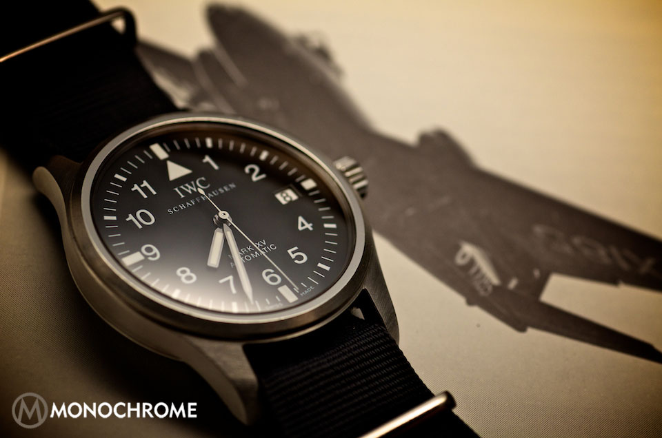 An Ode To A Timeless Classic The IWC Mark Series