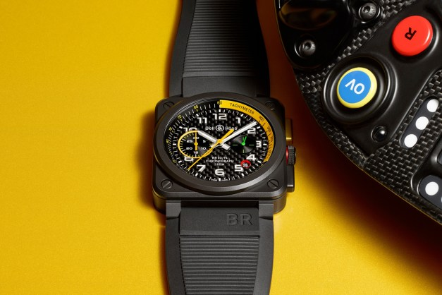 Bell & Ross BR03 RS17 Renault Sport F1