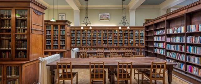 Visiting the Library | Bishopsgate Institute