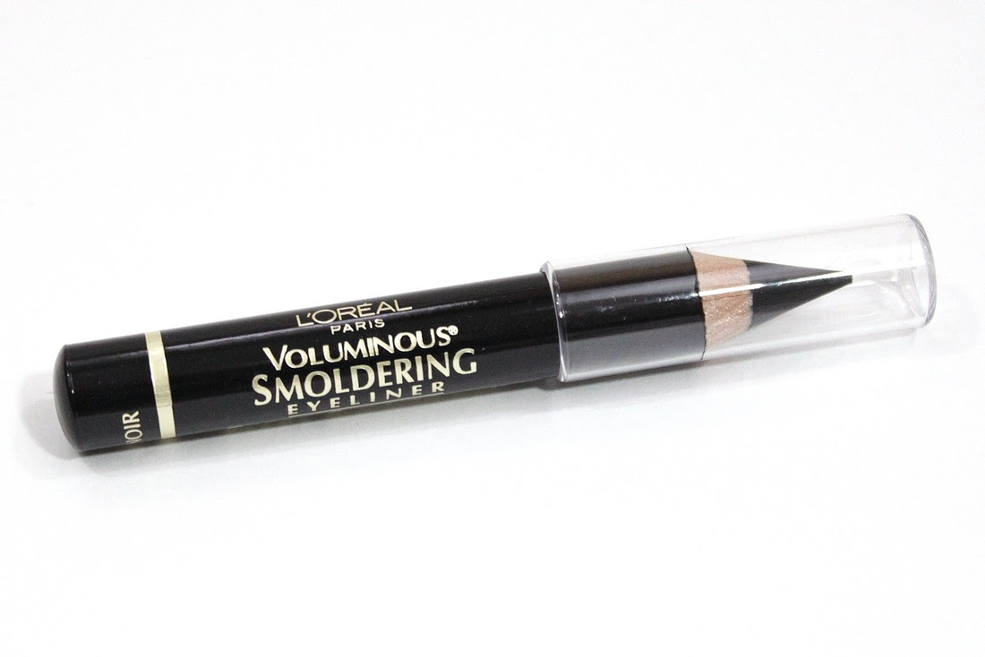 L'Oreal Voluminous Smoldering Eyeliner