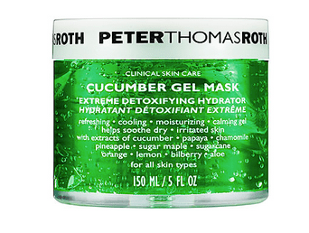 Peter Thomas Roth Cucumber Gel Mask Extreme Detoxifying Hydrator