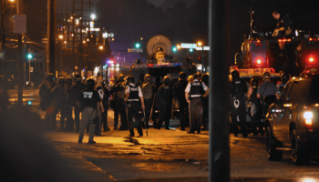 Don't Blame Police Racism for America's Violence Epidemic