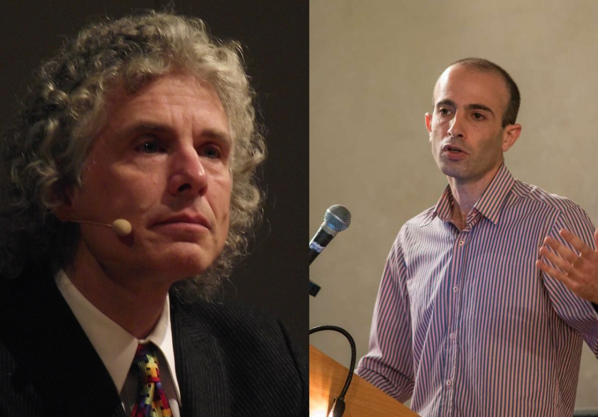 The Wizard and the Prophet: On Steven Pinker and Yuval Noah Harari