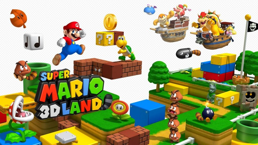 Top Ten Portable Mario Games   Modojo Modojo   Top Ten Portable Mario Games