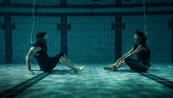Sam Worthington in The Titan op Netflix België