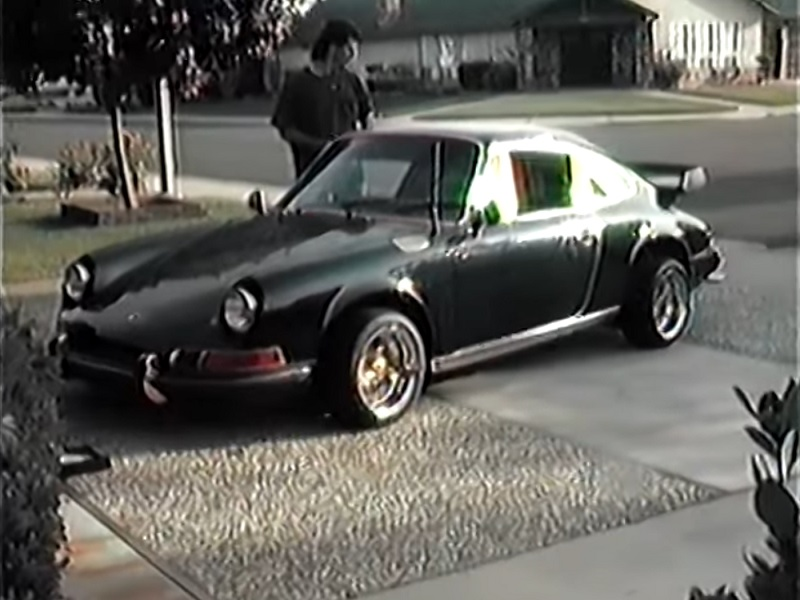Vintage Video: Porsche 911 Lowrider Shows Off Its Hydraulics
