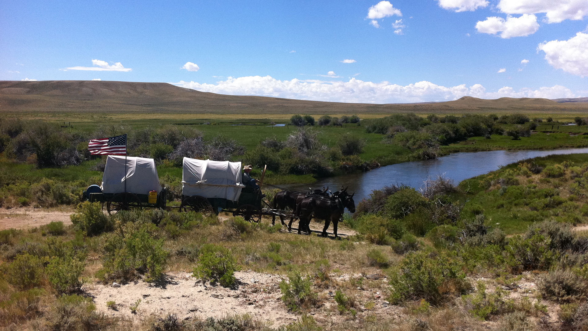 What It S Like To Wagon West On The Oregon Trail Day