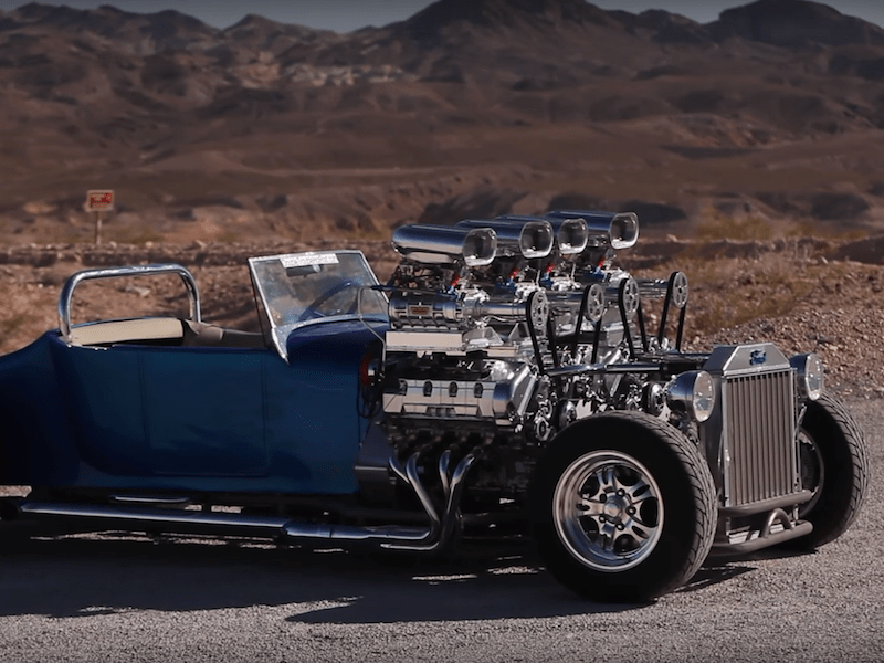 1927 Ford: Double-Trouble