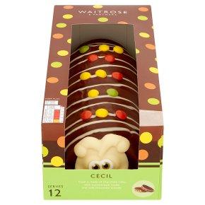 Waitrose Caterpillar Cake Waitrose