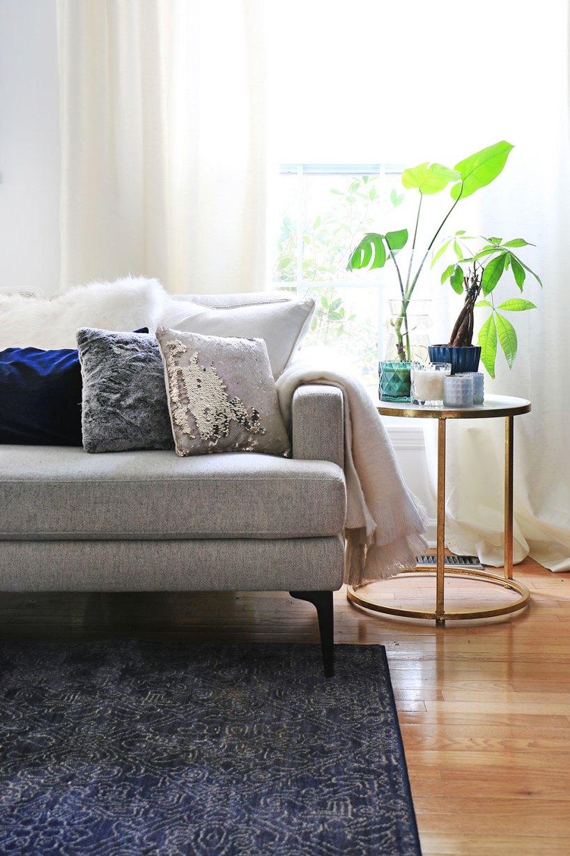 Textiles para una casa cálida