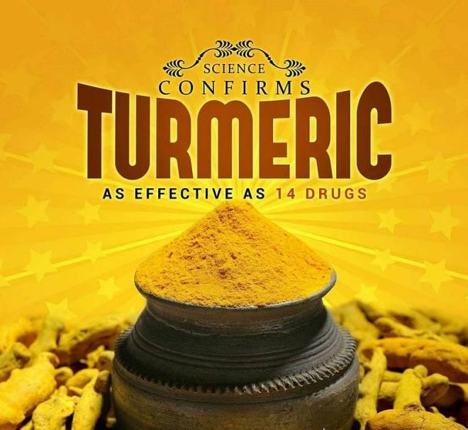 CBD and turmeric