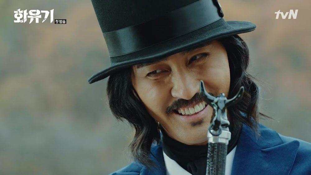 Afbeeldingsresultaat voor a korean odyssey demon king