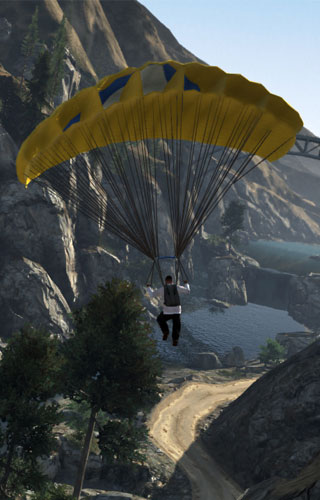 Grand Theft Auto V | Side Screenshot (2)