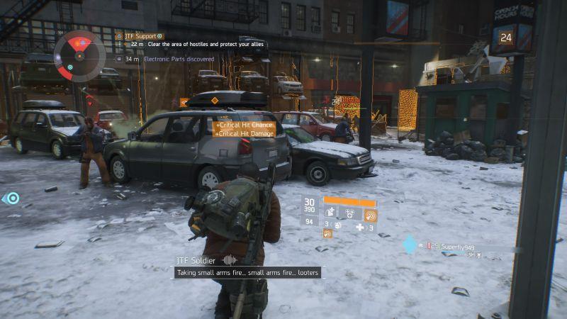 Review The Division | Screenshot 7