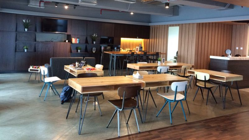 Image result for Coworking space jakarta