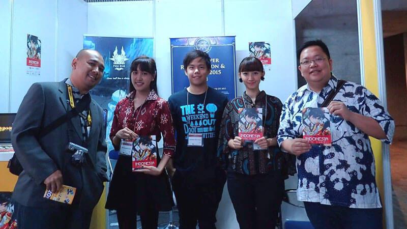 Tokyo Game Show 2015 | Indonesia Game Studios