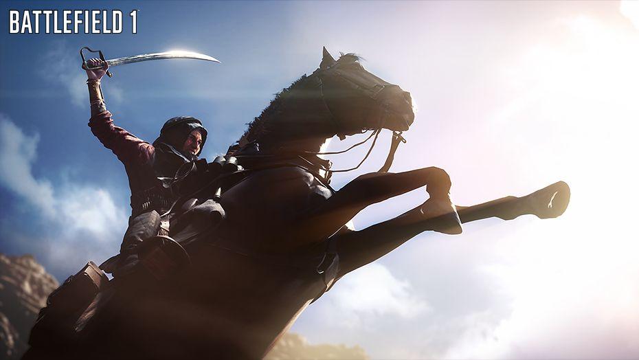 Battlefield 1 | Horse